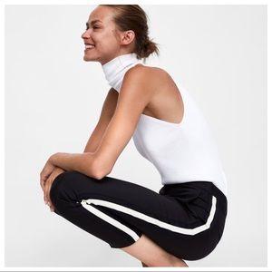 NWT.  Zara Basic Skinny Trousers. Size S, M.